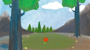 flower background edited
